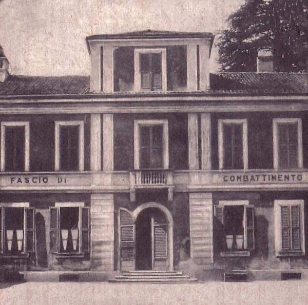Villa A Brsso In Via Confalonieri